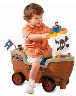 Play N' Scoot Pirate Ship