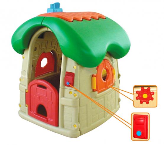 Lerado mushroom playhouse