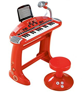 ELC Red Childs Piano